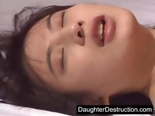 Japanese lassie Destruction