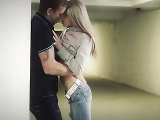Amazing Girlfriend Jeans Public Teen