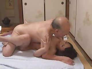 Asian Japanese  Older Wife