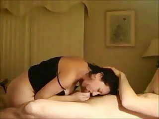 Amateur milf gets fucked out of reach of real homemade