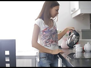 Cute Jeans Kitchen Teen