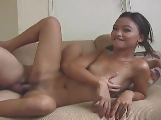 Amateur Asian Homemade Interracial Skinny Small Tits Teen Thai