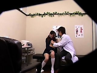 Asian Doctor HiddenCam Student Voyeur