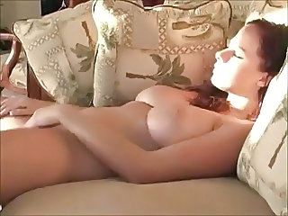 Babe Big Tits Masturbating Natural Pornstar