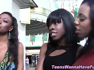 Real black whore kissing and seducing