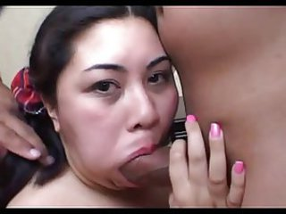 Asiatisk  Blowjob