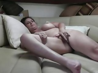 Amateur Big Tits Chubby Homemade Masturbating Mature Mom
