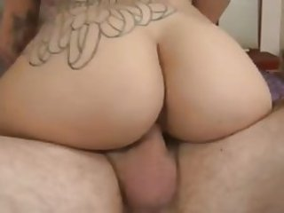 Ass Riding Tattoo Teen