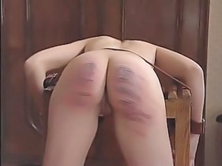 Another consenting caning...