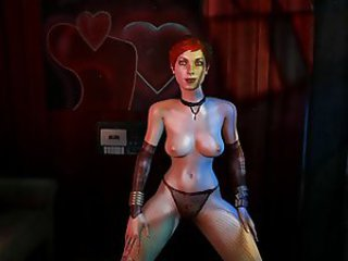Metro Last Light Striptease 2
