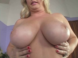 Big Tits Interracial  Mom Natural