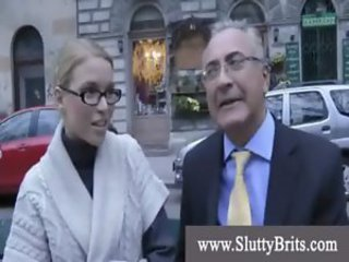 Daddy European Glasses Old and Young Outdoor Public Student Teacher Teen