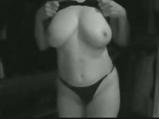 Amateur Big Tits Homemade  Natural Panty Stripper Vintage