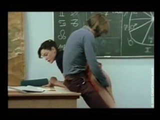 School Student Teacher Teen Vintage