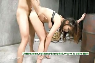 Asian Babe Doggystyle Hardcore