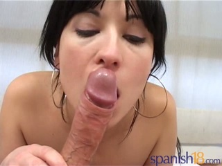 Blowjob Spanish Teen
