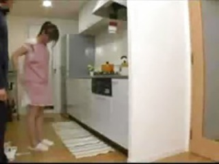 Asian Kitchen Maid