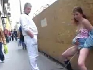 Another exhib maid and urine there public this girl is one be worthwhile for the nicest crazy...