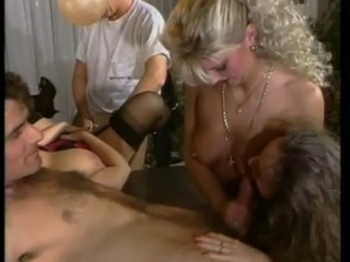 Blowjob Groupsex  Orgy Swingers Vintage