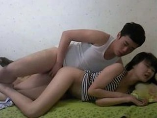 Amateur Asian Girlfriend Homemade Korean Teen