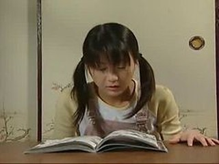 Asian Japanese Pigtail Student Teen