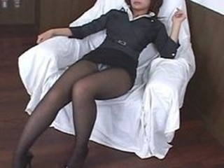 Asian Legs  Pantyhose Upskirt