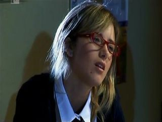 Glasses Student Teen Uniform