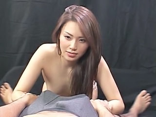 Asian Babe Cute Handjob