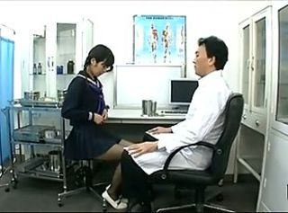 Asian Daddy Doctor Japanese Old and Young Student Teen Uniform