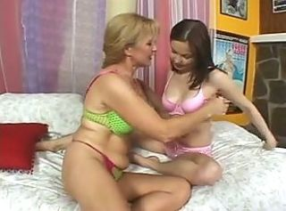 Mommy wants a teen - Mia and Phoebe