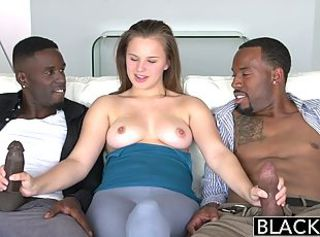 First Time Handjob Interracial Teen Threesome