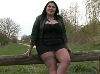 Amateur  European French  Outdoor Public