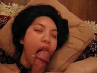 Amateur Asian Cumshot Fetish Homemade Swallow Teen