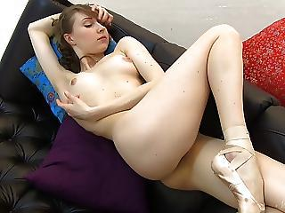 Amazing Flexible Russian Teen