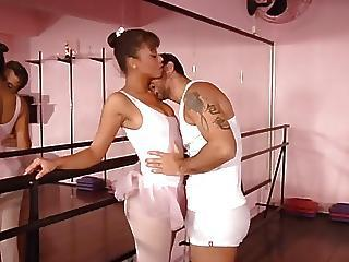 Hot Teen Ballerina Seduced By Dance Instructor