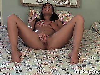 Masturbating Solo Teen