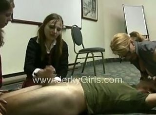 Daddy Femdom Handjob Old and Young Student Teacher