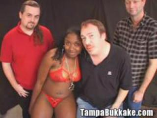 Amateur Chubby Ebony Gangbang Interracial