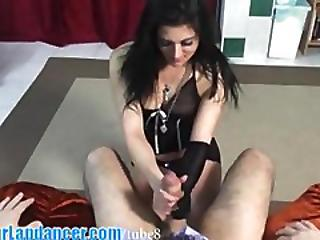 Amateur Girlfriend Handjob Homemade Teen