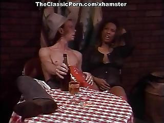 Drunk Ebony Interracial  Vintage