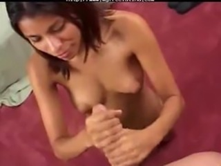 Handjob Latina Teen