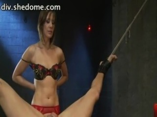 Beautiful women dominate submissive men free