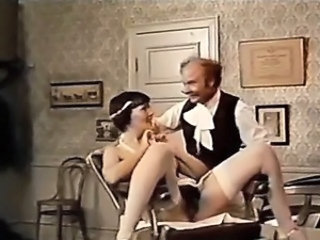 Daddy Doctor Hairy Old and Young Stockings Vintage