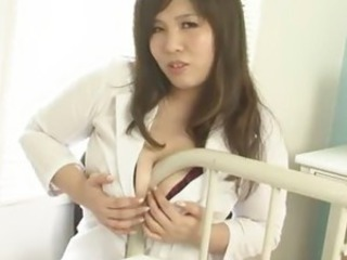 Asian Doctor  Natural Uniform