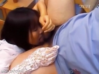 Asian Blowjob Bride Small cock