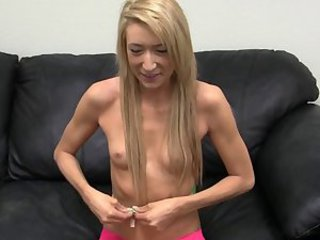Amateur Casting Skinny Small Tits Teen