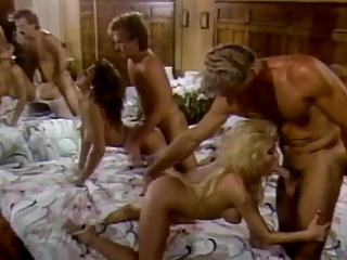 Blowjob Groupsex  Swingers Vintage Wife