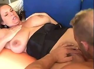 Big Tits Chubby Licking  Mom Natural