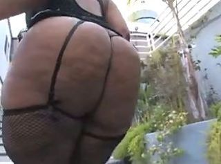 Ass  Ebony  Outdoor