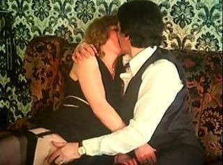 Kissing Swingers Vintage Wife